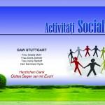 Proiecte Sociale