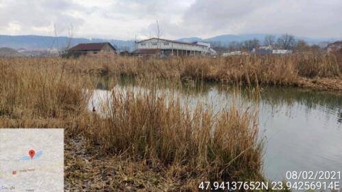 Masurarea valorilor factorilor climatici si nivelului sonor la Lacul Teplita