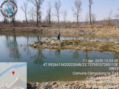 Analiza fizico-chimice lacuri Campulung la Tisa
